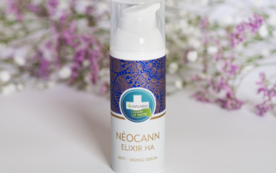 What are the active substances in NÉOCANN ELIXIR HA?  Where they come from?